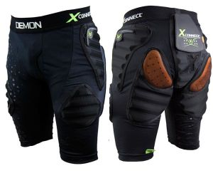 Demon Flex-Force X Short D30 Black Xtra large