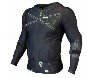 Demon FlexForce X D3O Top V2 Protektorjacke Mann