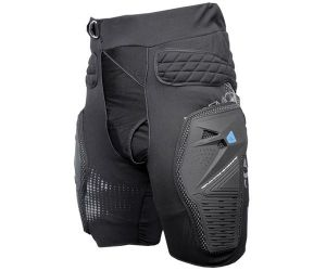 Demon Shield Snow Short black