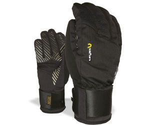 Level Skigloves Switch Black for her and him