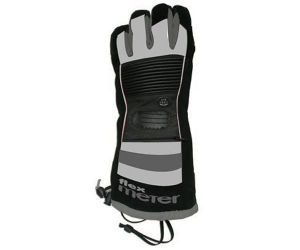 Snowboard gloves with 1 Flexmeter wrist guard Small