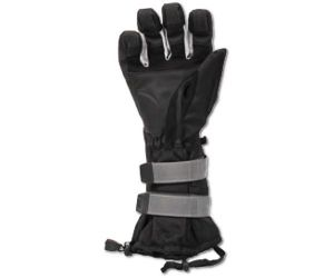 Snowboard protection glove 1 protection Black Grey