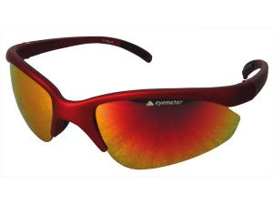 snowboard sunglasses interchangeable sunglasses red